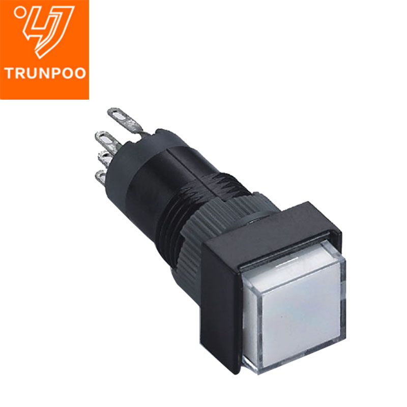K12 Square  pushbutton switch
