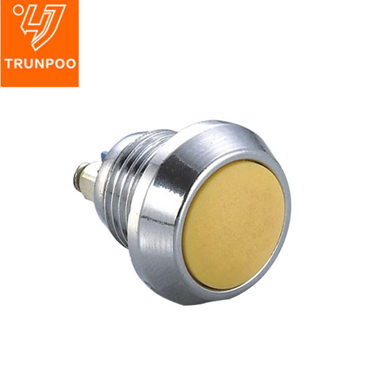 MS12  Metal pushbutton switch