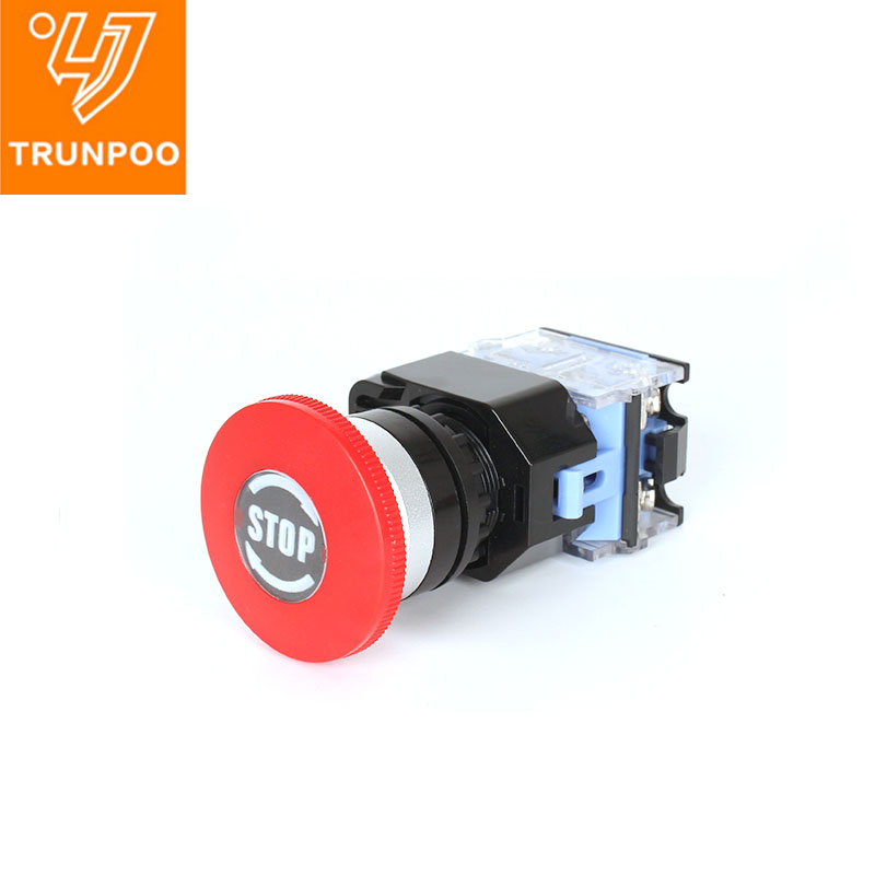 22MM CP38 Plastic Emergency stop switch
